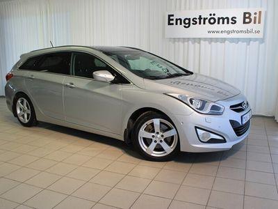 begagnad Hyundai i40 2,0 Business
