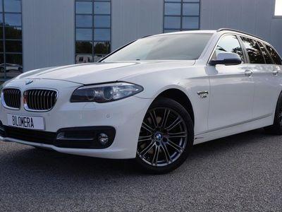 begagnad BMW 520 xDrive 184hk M-ratt drag Backkamera