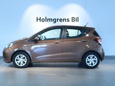 brugt Hyundai i10 1.0 M5 Holmgrens Comfort Edition/Farthållare/Skatt 360:-