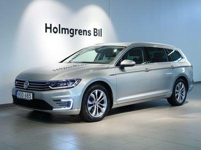 begagnad VW Passat GTE Drag, Kamera, 218hk