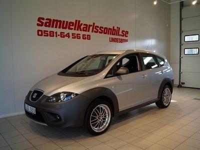 begagnad Seat Altea Freetrack 2.0 TDI 4WD 2008, Kombi 54 900 kr