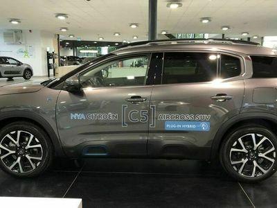 begagnad Citroën C5 Aircross Shine Exclusive Plug - in Hybrid 225hk Automat