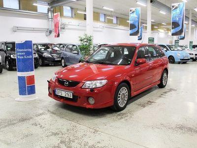 begagnad Mazda 323 2.0 Sport Ny Servad Besiktad 130hk