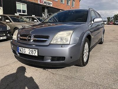 begagnad Opel Vectra Caravan 2.0 Turbo 175hk NYBERSIKT -05