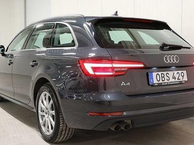 begagnad Audi A4 Avant 2.0 TDI 190HK quattro S-tronic *Sthlmspaketet*