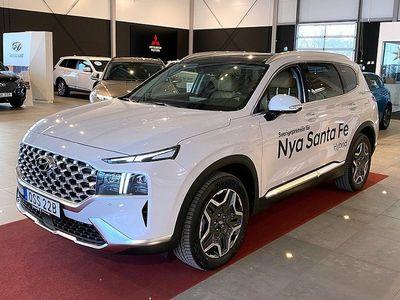 begagnad Hyundai Santa Fe HEV 230 Hk 4WD 7 sits Advanced Automat