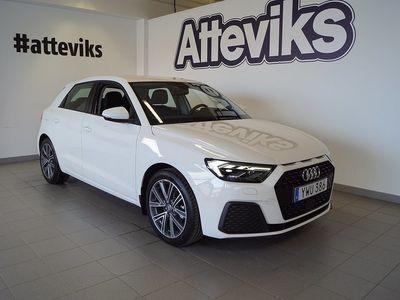 begagnad Audi A1 30 TFSI 116hk 2595:-/mån