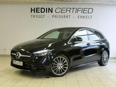 begagnad Mercedes B250 e Plug-In AMG, Drag, Widescreen