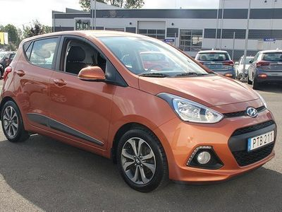 begagnad Hyundai i10 1.2 Premium 85hk