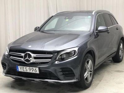 begagnad Mercedes GLC220 d 4MATIC X253