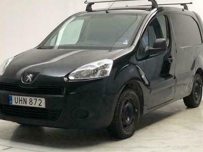 begagnad Peugeot Partner 1.6 e-HDI Skåp 2015, Transportbil Pris 40 000 kr