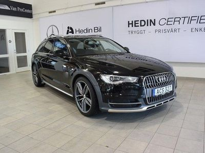 begagnad Audi A6 Allroad 3.0 TDI QUATTRO,VÄRMARE