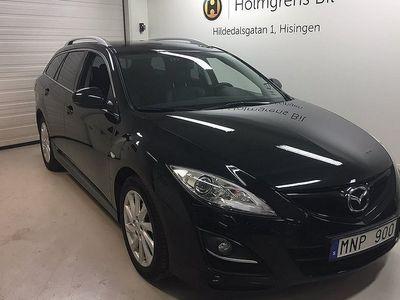 begagnad Mazda 6 2,2 DE Takara Kombi (163hk)