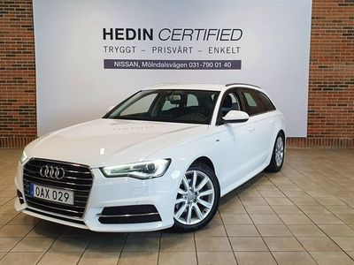 begagnad Audi A6 AVANT 2,0 Q S-LINE//Vinterhjul ingår//