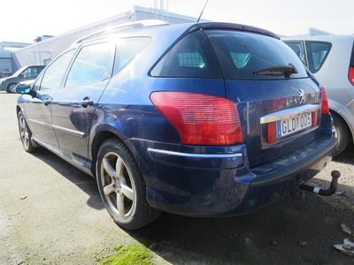 begagnad Peugeot 204 407 SW 2,7 HDI V6 Automathk -08