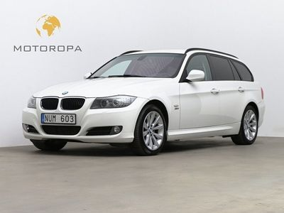 begagnad BMW 320 d xDrive Touring Automat LCI Dieselvärmare/dragkrok