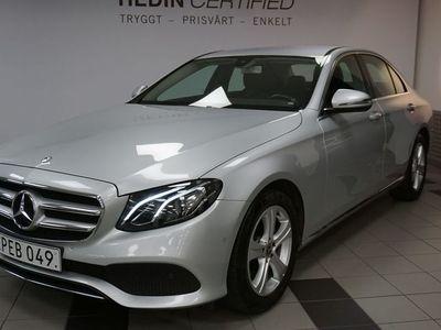 begagnad Mercedes E220 SEDAN