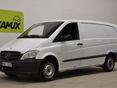 gebraucht Mercedes Vito 110 CDI W639 (95hk)