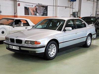 begagnad BMW 728 i 193hk Svensksåld,1Ägare LÅGMil