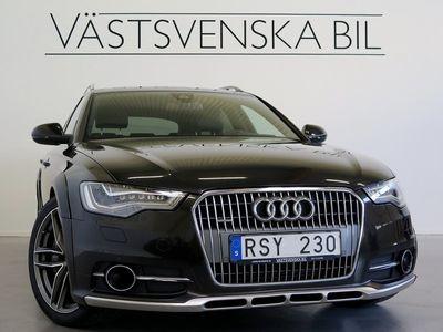 begagnad Audi A6 Allroad quattro 3.0 TDI 313hk/Värmare/Head Up