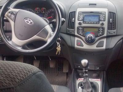 begagnad Hyundai i30 1.6 crdi 2008