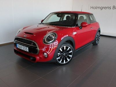 begagnad Mini Cooper S 3-D Chili Experience Edition