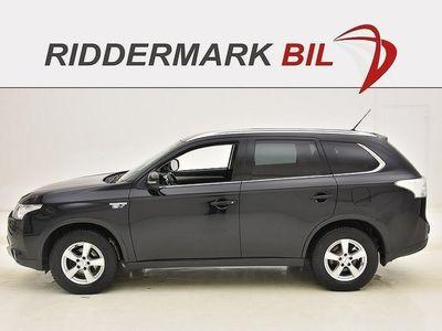 brugt Mitsubishi Outlander P-HEV 4WD BUSINESS NAV