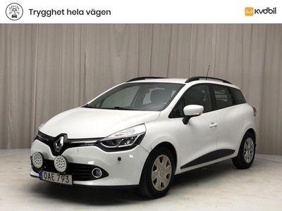 begagnad Renault Clio IV 1.5 dCi Sports Tourer (90hk)