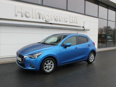 gebraucht Mazda 2 1.5 115hk, Optimum