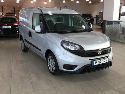 begagnad Fiat Doblò SKÅP L1H1 3.4M3 1.6 MJT E6 2018, Transportbil 171 125 kr