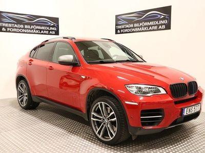 begagnad BMW X6 M50D XDRIVE 381HK UNIK 3198kr/mån -15
