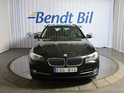 begagnad BMW 520 d Touring Aut / 1 ägare