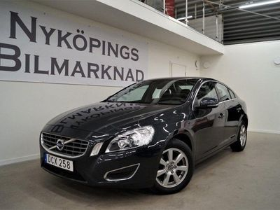 begagnad Volvo S60 D3 AUTOMAT MOMENTUM VOC 2013, Sedan 155 700 kr