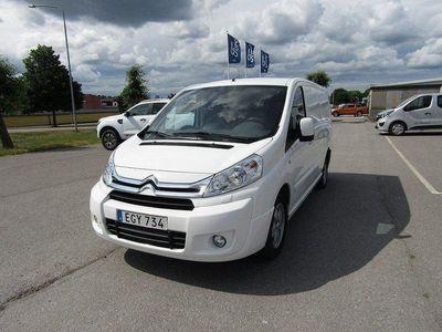 begagnad Citroën Jumpy Skåp L 2 163 hk aut 139 900 kr