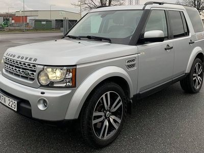 begagnad Land Rover Discovery 4 3.0 SDV6 4WD 7-sits 256hk / HSE