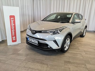 begagnad Toyota C-HR 1,2T M/D S AWD