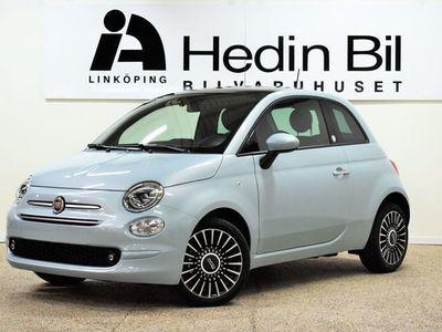 """begagnad Fiat 500 BSG HYBRID 1.0 70HK """"LAUNCH EDITION"""""""