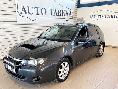 begagnad Subaru Impreza 2.0 D Active 4WD 2009, Personbil 64 900 kr
