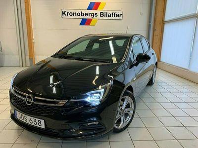 begagnad Opel Astra 5-D Dynamic 1.4 T 125 Hk Manuell