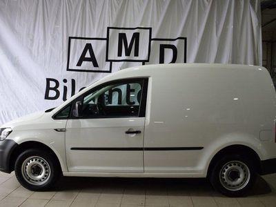 używany VW Caddy Panel Van 2.0 TDI BlueMotion -16