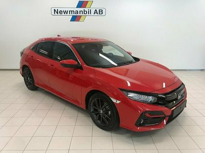 begagnad Honda Civic dealer