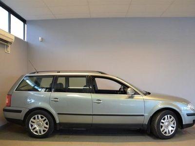 begagnad VW Passat Variant 1.8T 150 HK DRAG