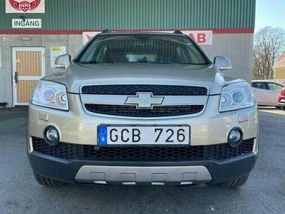 begagnad Chevrolet Captiva 2.0 TD VCDi AWD Automat 7-sits 2007, SUV Pris 51 999 kr