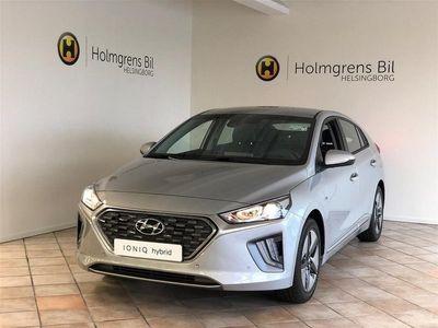 begagnad Hyundai Ioniq Hybrid Trend 1.6 DCT 141hk
