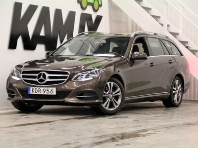 begagnad Mercedes E220 Aut 4Matic Avantgarde Drag (170hk)