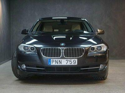 begagnad BMW 520 d Sedan Tonade rutor Skinn V-Hjul