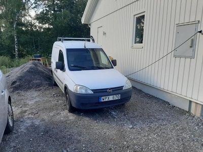 begagnad Opel Combo Van 1.4