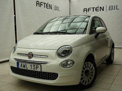 begagnad Fiat 500 LOUNGE 1,2L 69HK S&S