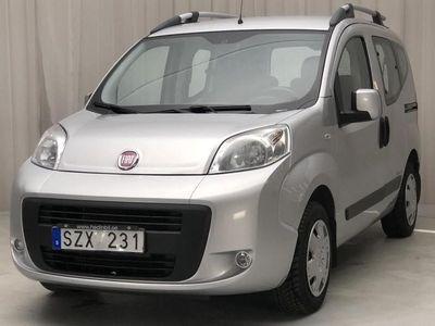 begagnad Fiat Qubo 1.4 Biogas
