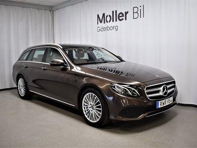 begagnad Mercedes E220 d 4M 4Matic